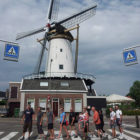 When in the Netherlands, 2 musts: Windmills and Beer. Brewery De Molen combines the two.